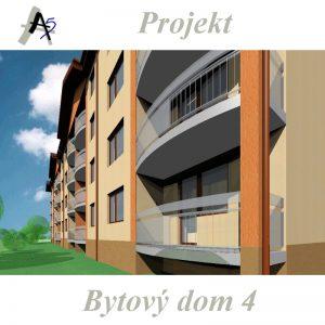 architekt v Trnave - bytový dom v trnavskom kraji