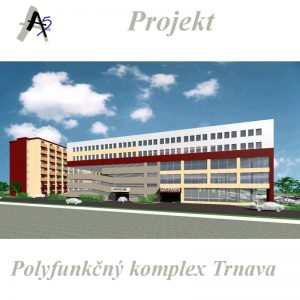 architekt v Trnave - bytový dom