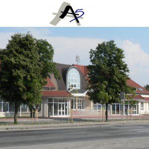 architekt v Trnave - kulturny dom
