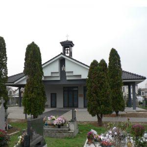 architekt v Trnave - dom smútku - projektovanie