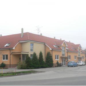 architekt v Trnave - obytný dom vo Veľkých Úľanoch